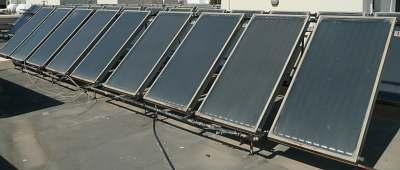 solfanger og solceller
